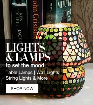 LIGHTS AND LAMPS