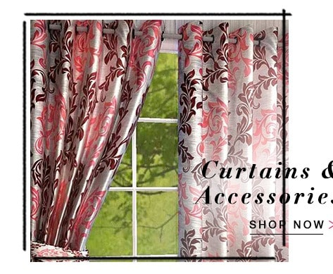 Curtains & Accessories