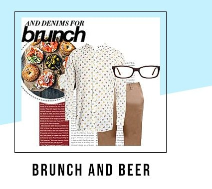 Brunch And Beer