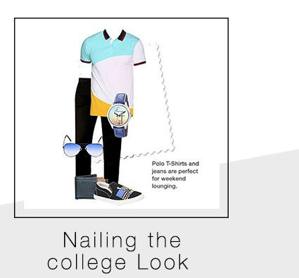 Nailing the College Look