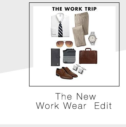 The New Work Wear Edit