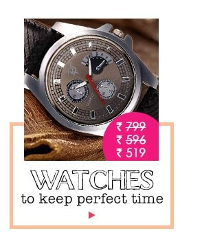 watches to keep perfect time