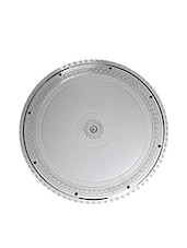 White High Quality Abs Plastic Placemat - By