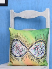Quirky Artistic Printed Cushion Cover Set - Belkado