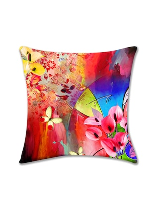 Cushion Pallete 3D Nature Cushion Cover (16x16)