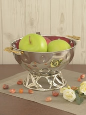 Stainless Steel Bamboo Bowl - Sage Koncpt