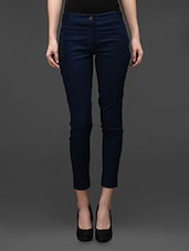 Blue Stretch  Denim - Rider Republic