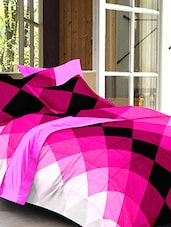 Story @ Home 120 TC 100% Cotton Pink 1 Double Bedsheet With 2 Pillow Cover -  online shopping for bed sheet sets