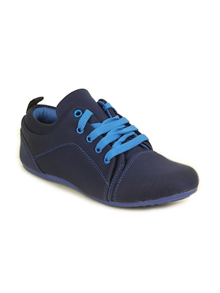 navy, sky canvas casual shoes -  online shopping for Casual Shoes