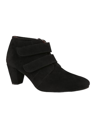 black suede boots -  online shopping for boots