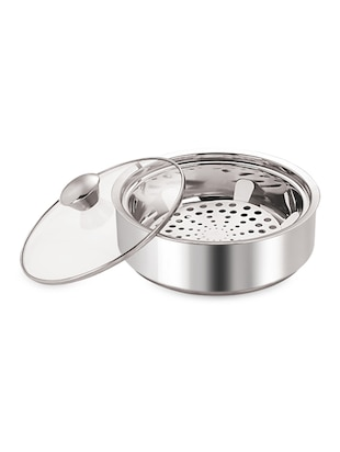 Stainless Steel Insulated Chapati Casserole 1150Ml