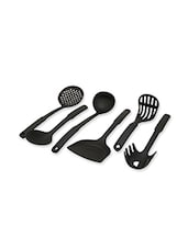 Home Belle 6 pc Nylon kitchen tool -  online shopping for Tongs & Ladles