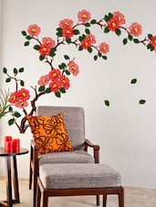 wall decor online buy cool wall decoration items online buy cw decor morning with nature wall sticker black online