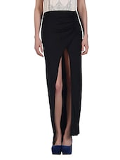 Maxi Skirt With Long Slit - N-Gal