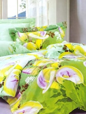 Lily Printed Single Bedsheet Set - Valtellina