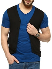 black cotton jacket -  online shopping for Jackets