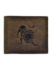 tan genuine leather wallet -  online shopping for Wallets