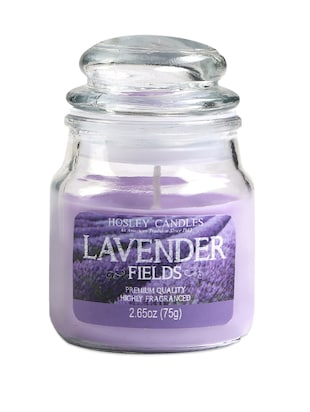 Lavender Essence Jar Candle
