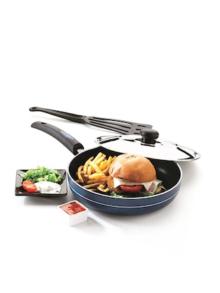 Recon Stainless Steel Fry Pan
