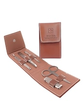 Brown Stainless Steel Accessory - By