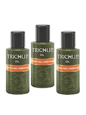 Trichup Hair Fall Control Herbal Hair Oil (100 Ml) (Pack Of 3) - By
