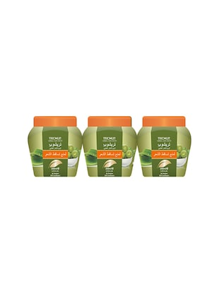 Trichup Hair Fall Control Herbal Hair Cream (200 ml) (Pack of 3)