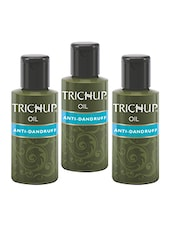 Trichup Anti Dandruff Oil (100ml) (Pack Of 3) - By