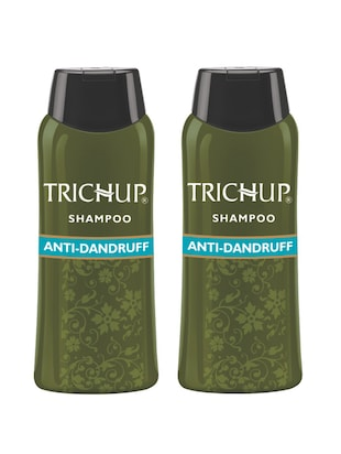 Trichup Anti Dandruff Shampoo (200ml) (Pack of 2)