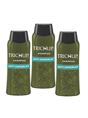 Trichup Anti Dandruff Shampoo (200ml) (Pack of 3)