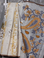 Cotton Hand Paint Everyday Saree - SURAVI