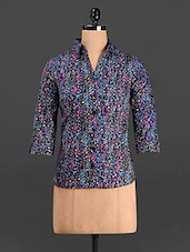 Printed Cotton Shirt - Trend 18