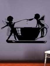 Angel's Feast Wall Sticker - Creative Width Design