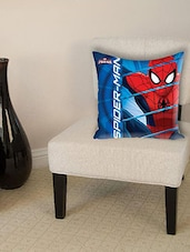 Marvel- Athom Trendz- Spider Man- Filled Cushion With Cushion Cover - By
