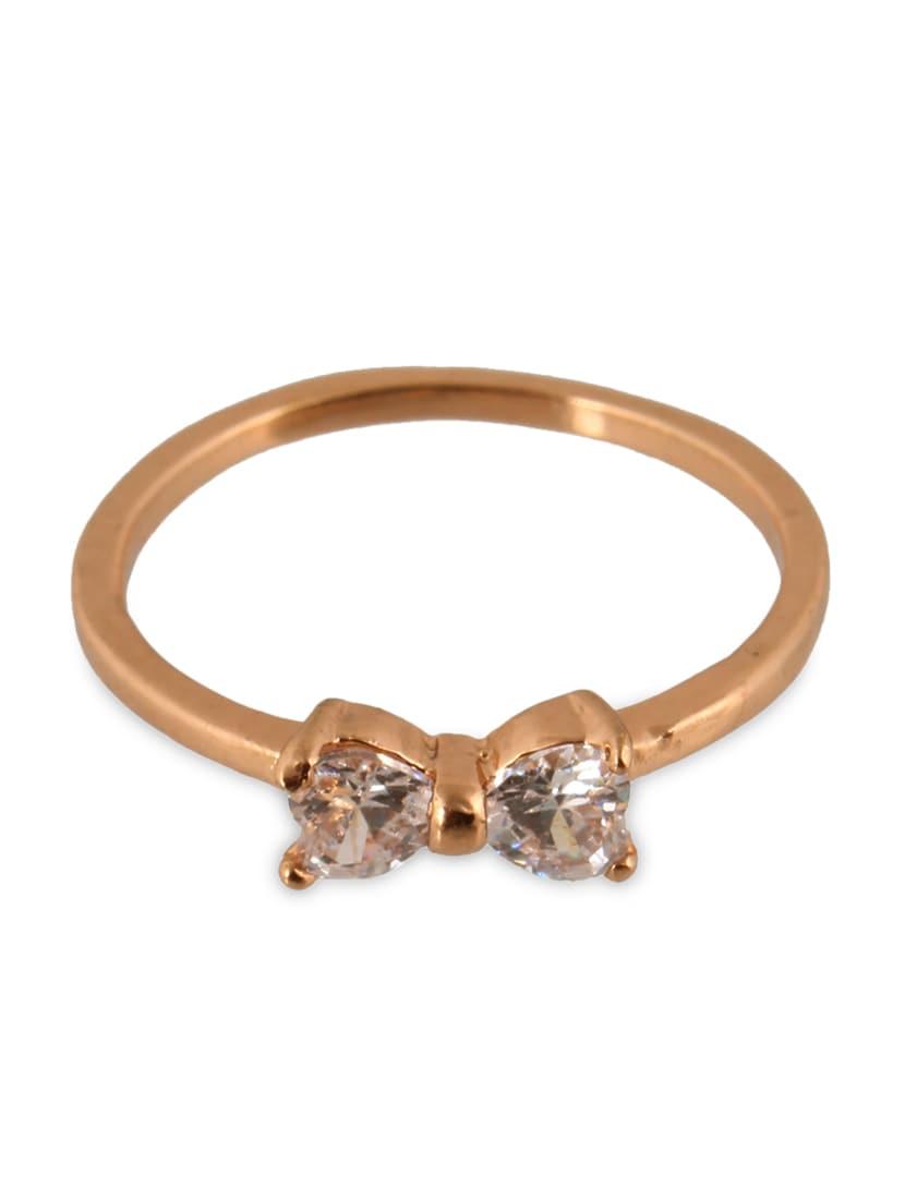 Fasherati Bow Diamond Ring For Girls - By