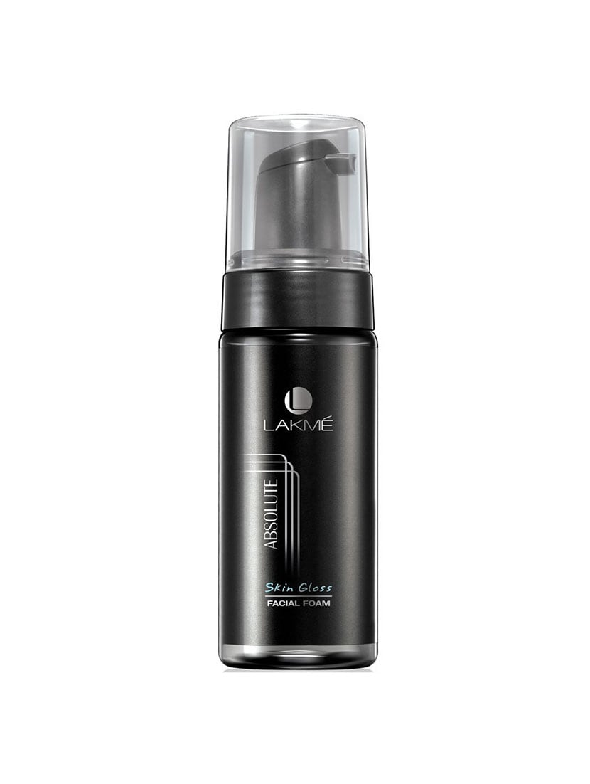 Lakme Absolute Skin Gloss Facial Foam, 130g - By