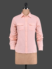Long Sleeves Cotton Shirt - VAAK