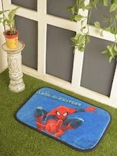 Spiderman Printed Doormat - SPARKK HOME
