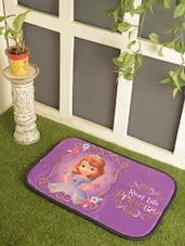 Sofia The Princess Printed Doormat - SPARKK HOME