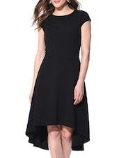 black high low  dress -  online shopping for Dresses