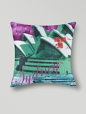 Printed Cushion Cover - By