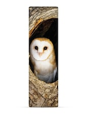 """Barn Owl"" National Geographic 3D Bookmark - That Company Called IF By Mufubu"