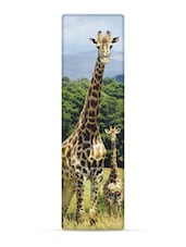 """Giraffes"" National Geographic 3D Bookmark - That Company Called IF By Mufubu"