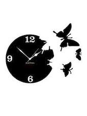 Butterfly Wall Clock -  online shopping for Wall Clocks