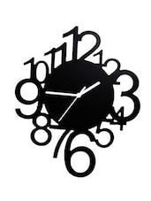 Abstrack Stylized Wall Clock -  online shopping for Wall Clocks