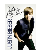 Justin Bieber Poster -  online shopping for Posters
