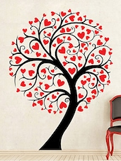 red , black vinyl wall decals & sticker -  online shopping for Wall Decals & Stickers