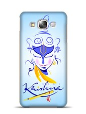 Lord Krishna Samsung Galaxy E5 Phone Case  available at Limeroad for Rs.799