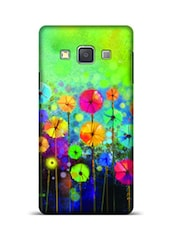 Floral Watercolor Painting Samsung Galaxy A3 Phone Case  available at Limeroad for Rs.799