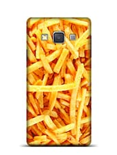 French Fries Samsung Galaxy A3 Phone Case  available at Limeroad for Rs.799