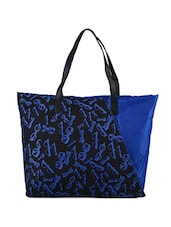 Sunglasses Printed Leatherette Tote Bag - Baggit
